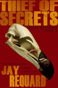 Thief of Secrets Cover Art