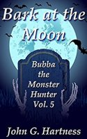 Cover Art for Bark at the Moon