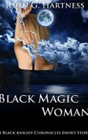 Cover Art for Black Magic Woman