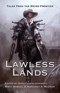 Cover Art for Lawless Lands
