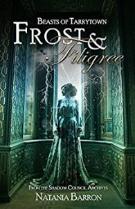 Cover Art for Frost & Filigreee