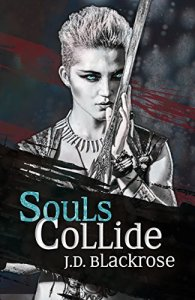 Cover Art for Souls Collide