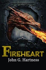 Cover for Fireheart