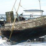 Bärgning av Fiskebåten bild 4