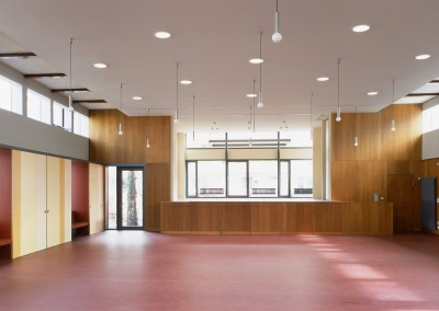Um- und Neubau Gemeindezentrum, Karlsruhe