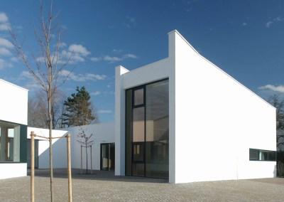 Um- und Neubau Gemeindezentrum St. Georg, Riedlingen