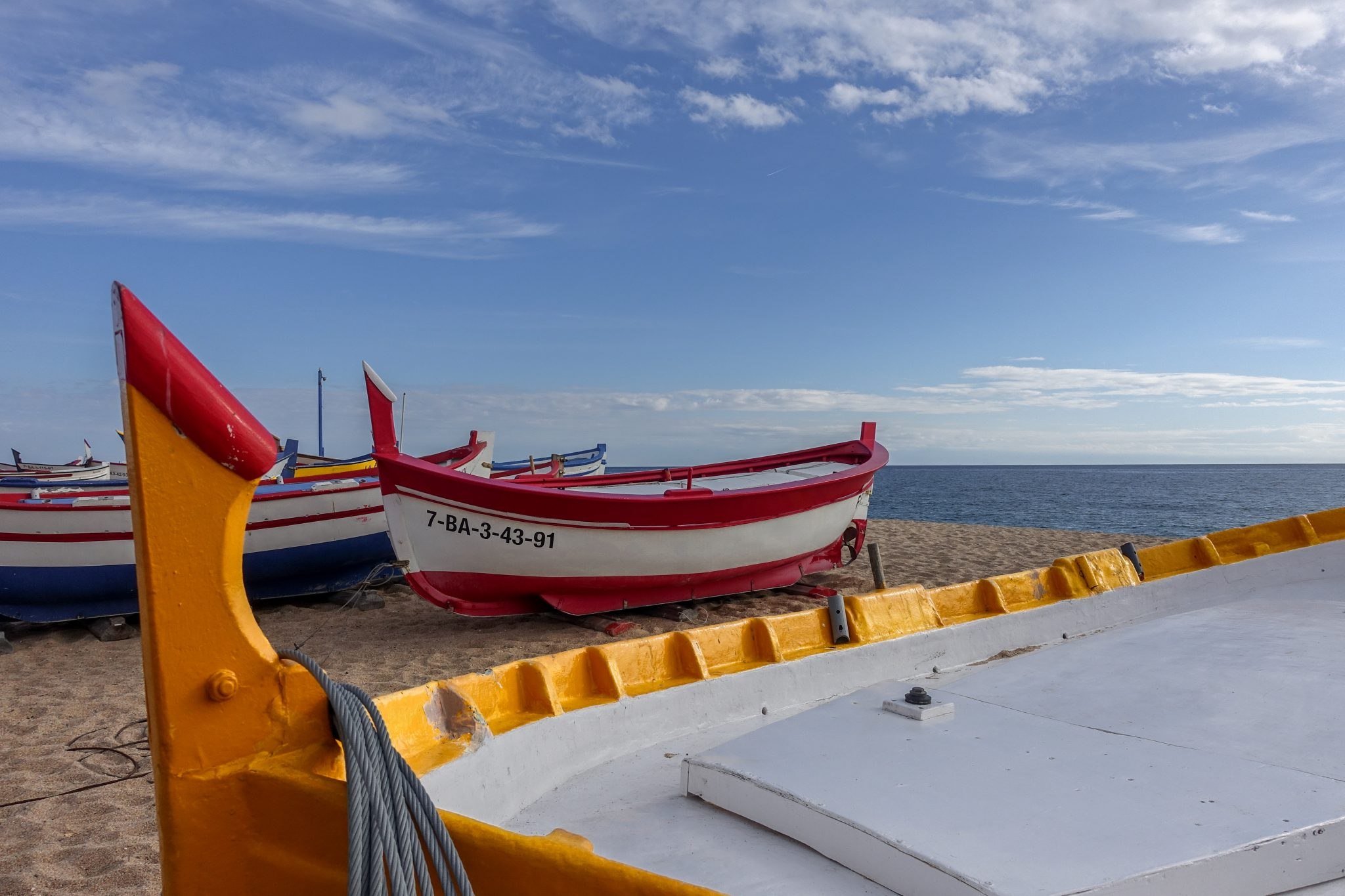 calella-travel-guide-winter-Boote