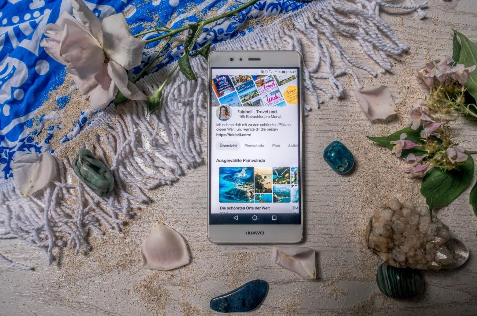 So planst du die perfekte Reise mit Pinterest - Schritt für Schritt Tutorial