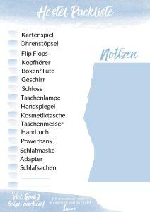 Packliste-hostel-checkliste