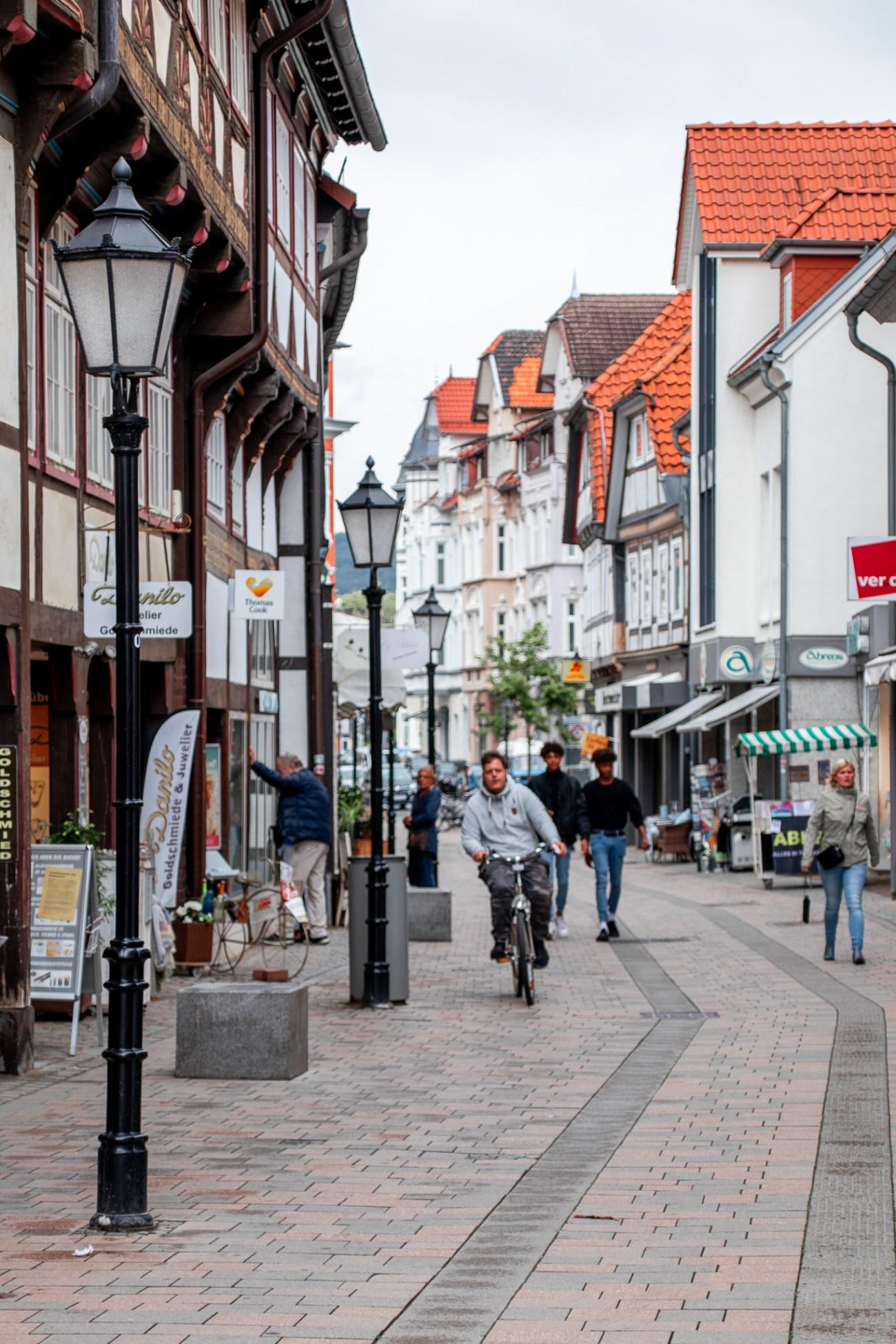 Hameln-tipps-altstadt-fußgängerzone