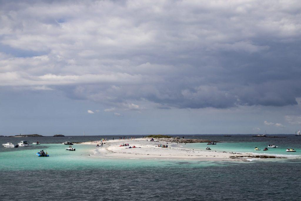 Glénan-Inseln-Karibik-Bretagn