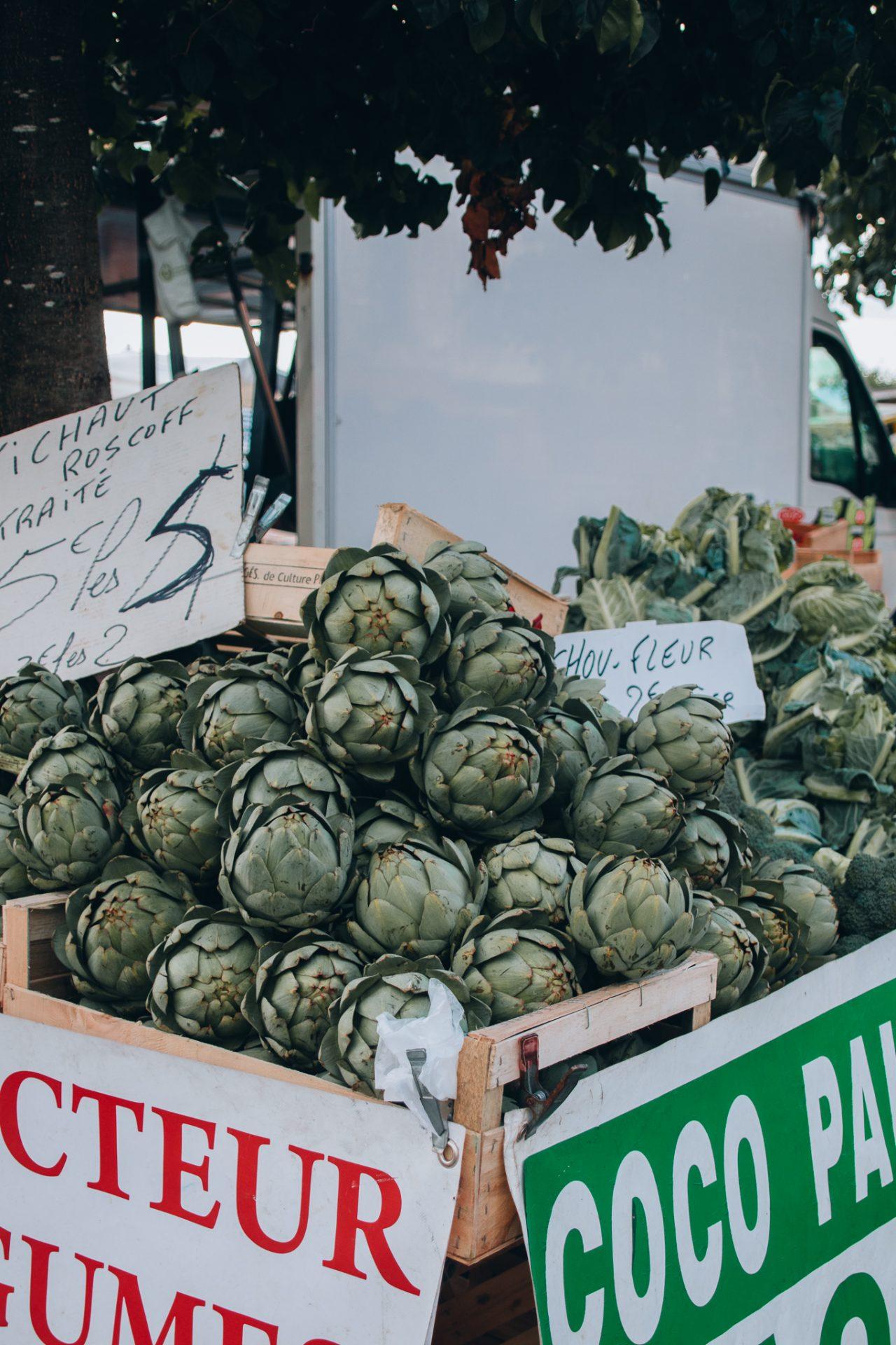 Bretagne-concarneau-markt