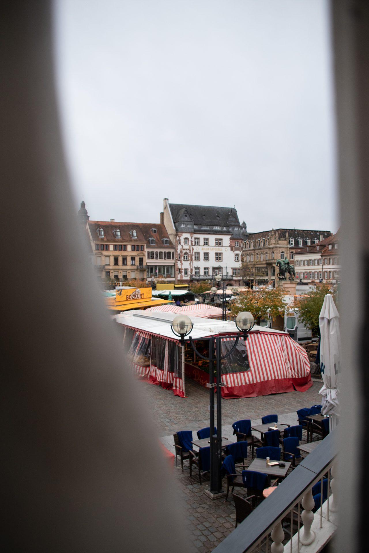 Landau-marktplatz