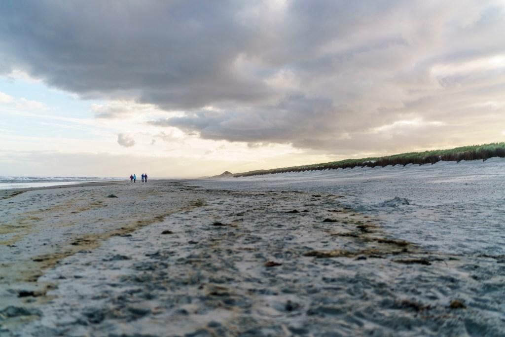 Langeoog-Strand-Nordsee-Insel