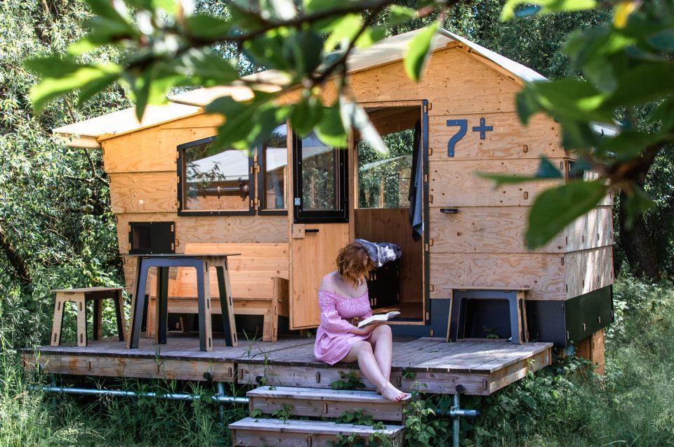 Tiny House Urlaub in Deutschland: Das destinature Dorf von Werkhaus