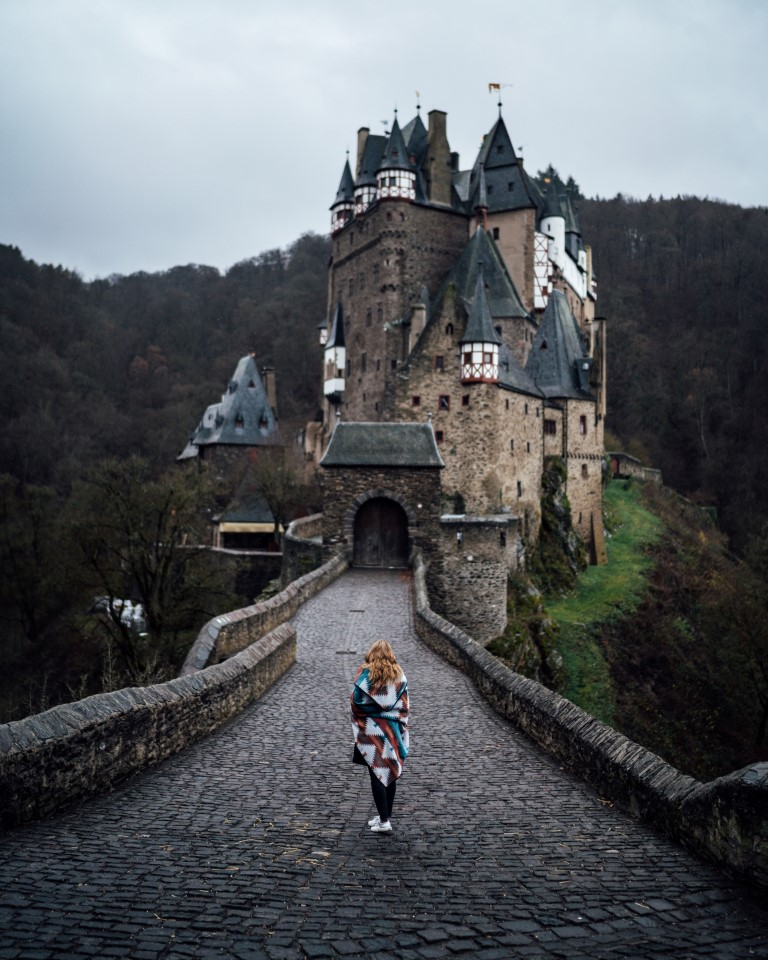 Burg-Eltz-Winter