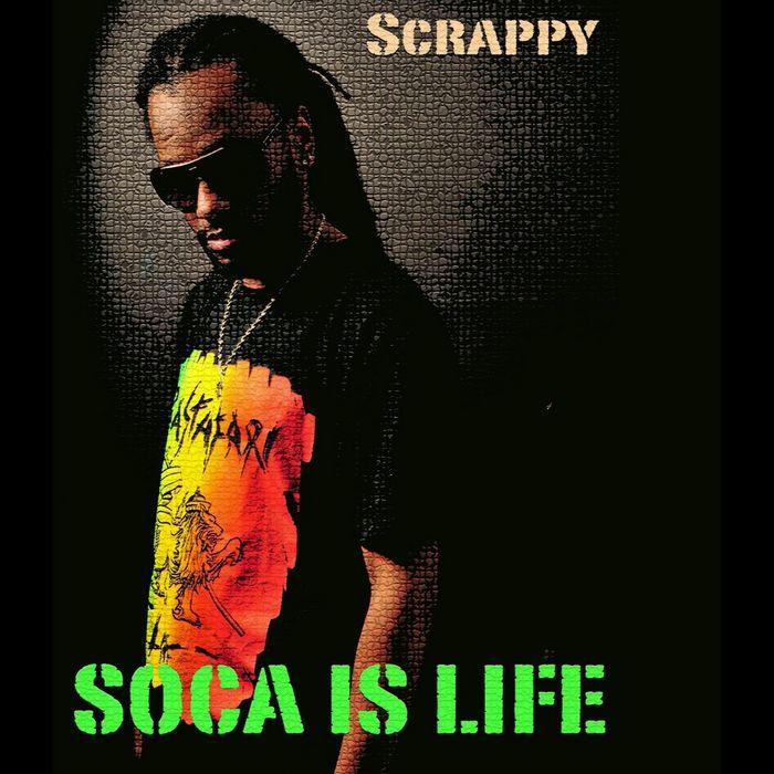 scrappy soca ep cover