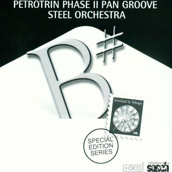 Phase II Pan Groove B#