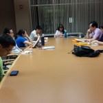 Falun Dafa Group Study and Sharing at UA, Tucson, Arizona