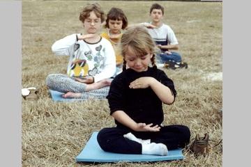 Meditation make me feel good