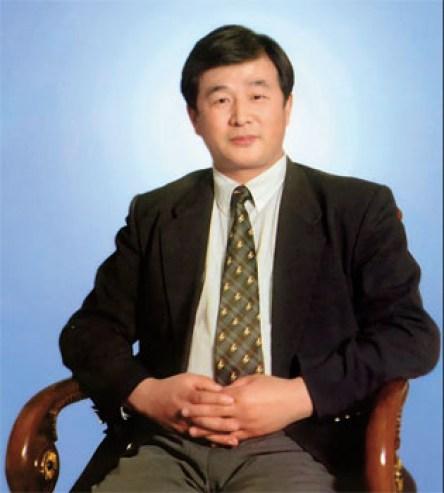 法轮功创始人李洪志先生。(明慧网)