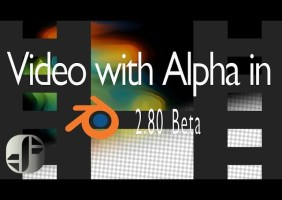 How to render Video with an Alpha