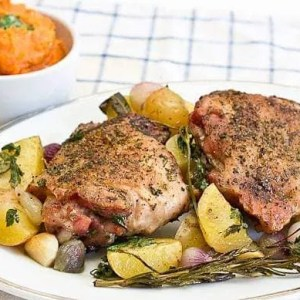 Boneless Turkey Thighs