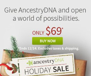Famadillo Ancestry.com Review Gift the gift of Ancestry this Christmas!