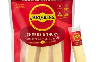 Jarlsberg Cheese Snacks