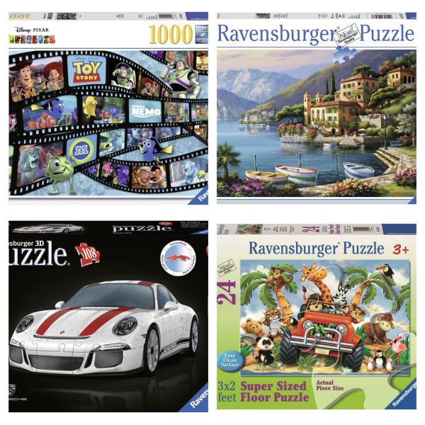 Win a Puzzle Pack for National Puzzle Day - Famadillo com