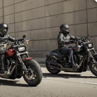 The Harley-Davidson 2019 Fat Bob® arrives in Malta