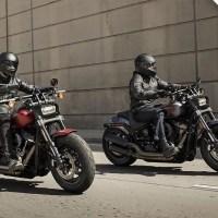 The Harley-Davidson 2019 Fat Bob® arrives in Malta
