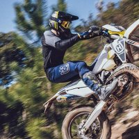UP FOR THE CHALLENGE - HUSQVARNA MOTORCYCLES 2022 ENDURO RANGE