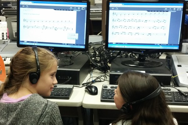 Students Write Music