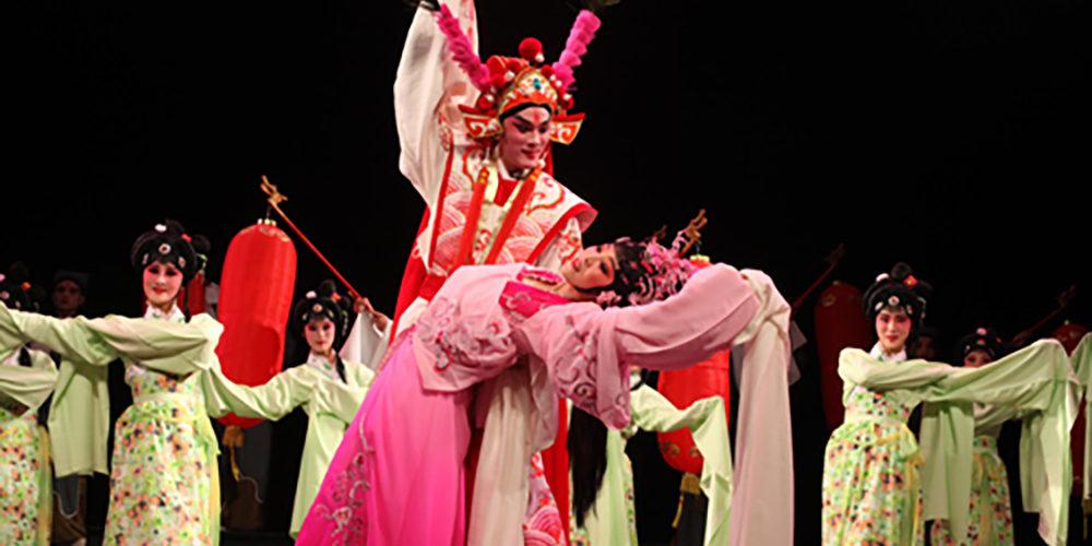Taizhou Opera Company Performance