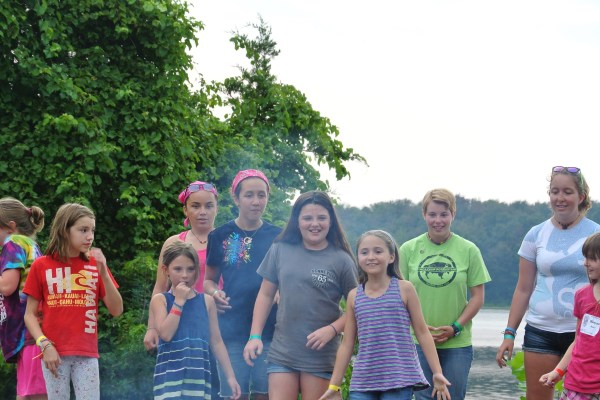 FAME Campers Enjoy Acting Out Skits