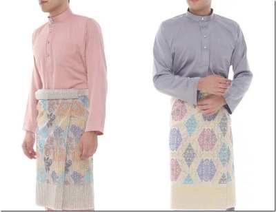Fashionista NOW: The Classic Baju Melayu Cekak Musang For Men's Raya 2018