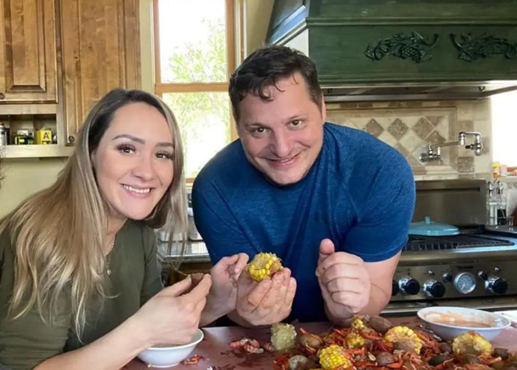 Billy LeBlanc and girlfriend Natalie Clark