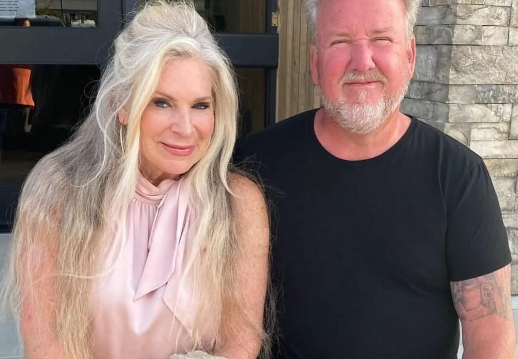 Darrell Sheets with partner Kimber