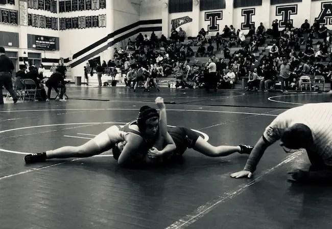 Rana Willink Wrestling