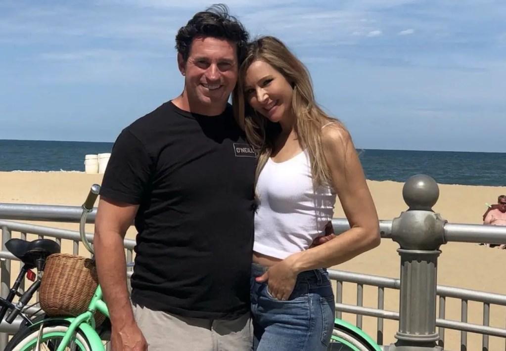 Lea Gabrielle with her boyfriend Joe Soniak - Main