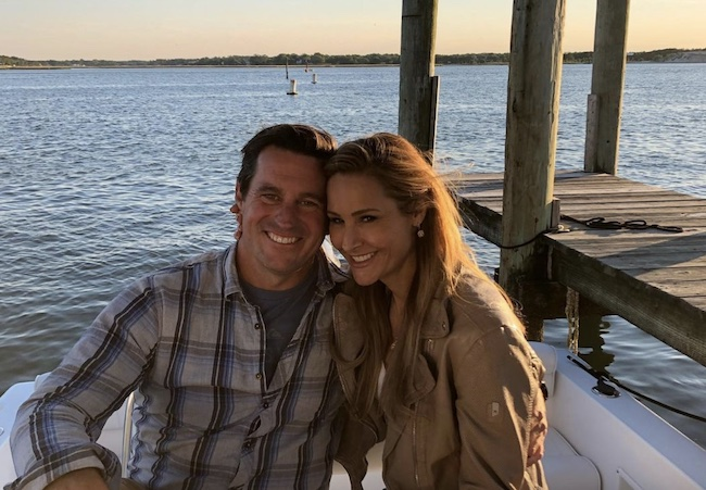 Lea Gabrielle with her boyfriend Joe Soniak