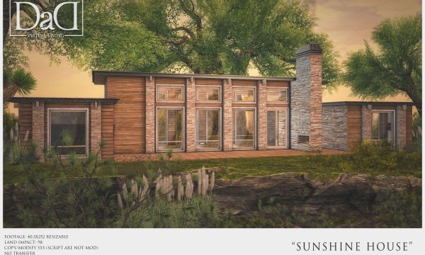 Sunshine House. L$2,200.