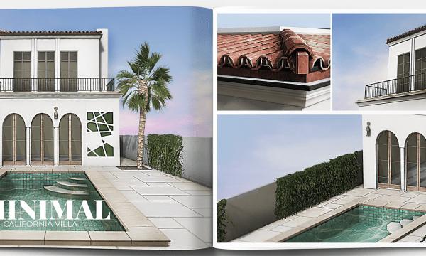 California Villa. L$499. 🎁