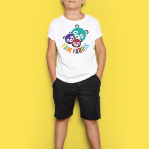 Famfabrix original Kids T-Shirt Multicolour
