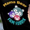 Mama bear zoom in