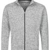 ST5850 light grey melange 1