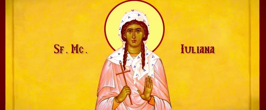 Viaţa Sfintei Iuliana din Lazarevo, ocrotitoarea celor căsătoriţi. Minuni. 15 ianuarie