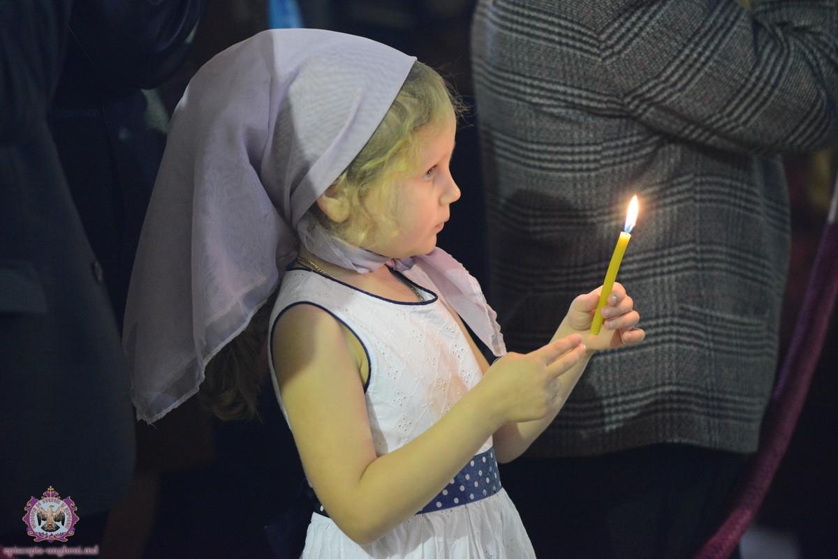 Puterea rugăciunii făcută de copii