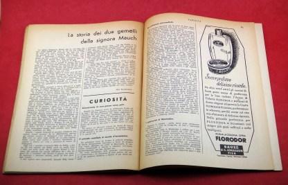 A. Wilson Barrett, Camino Insaguinato - Coleção Giallo Itália 1937